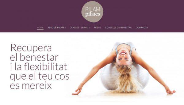 pilam pilates